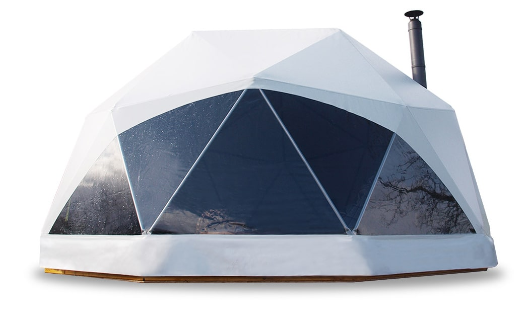 Glamping 110 Geodesic dome tents